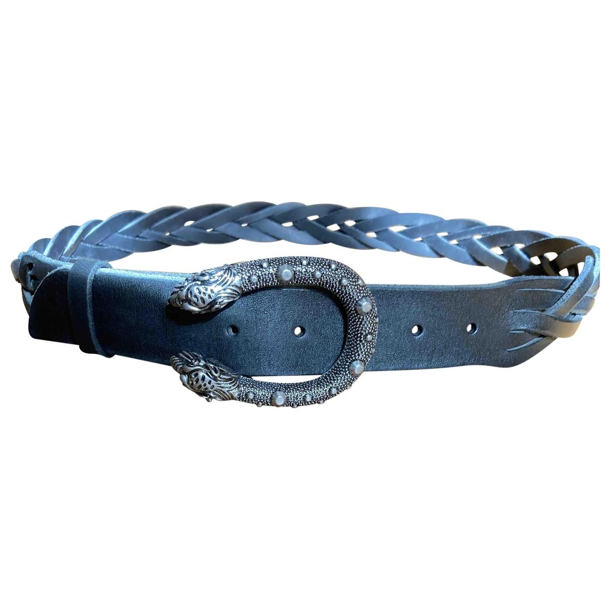 Cinturon Dionysus de Cuero Gucci