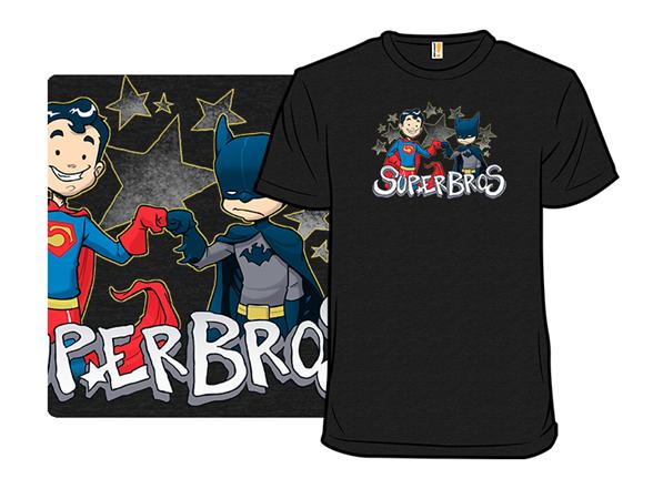 Super Bros T Shirt