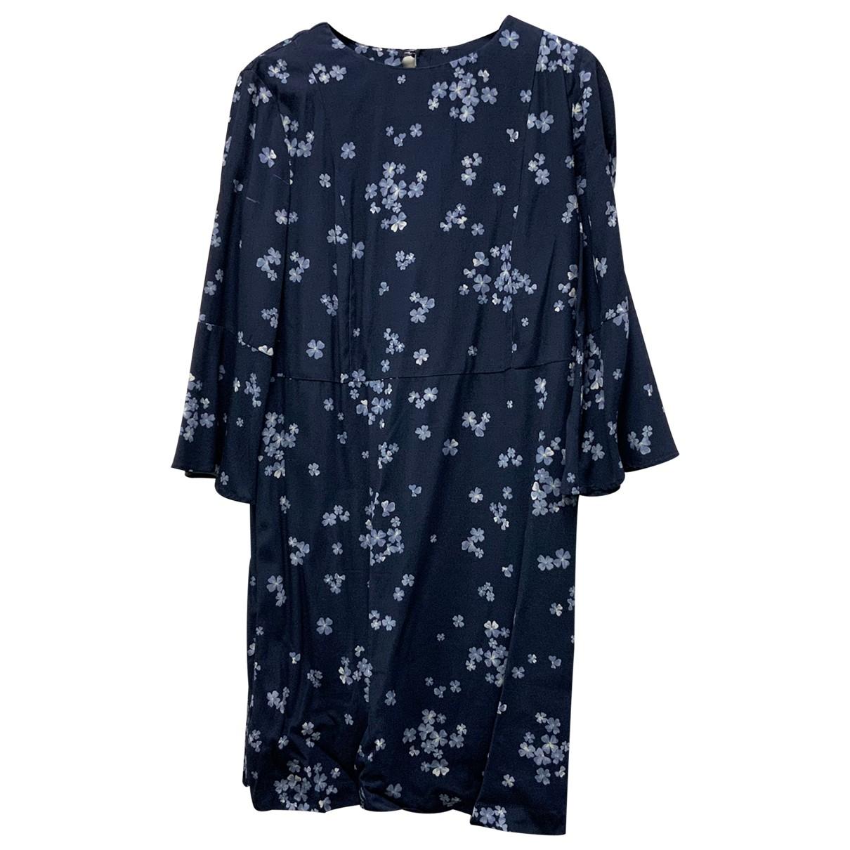 Marella \N Blue dress for Women 42 IT