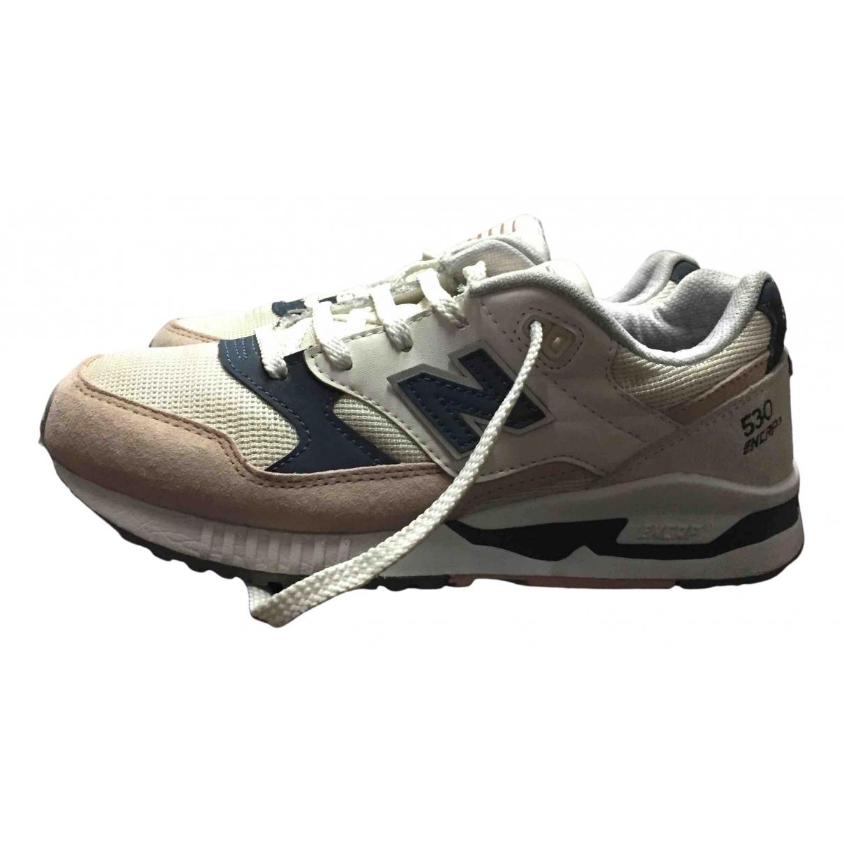 New Balance \N Sneakers in  Bunt Veloursleder