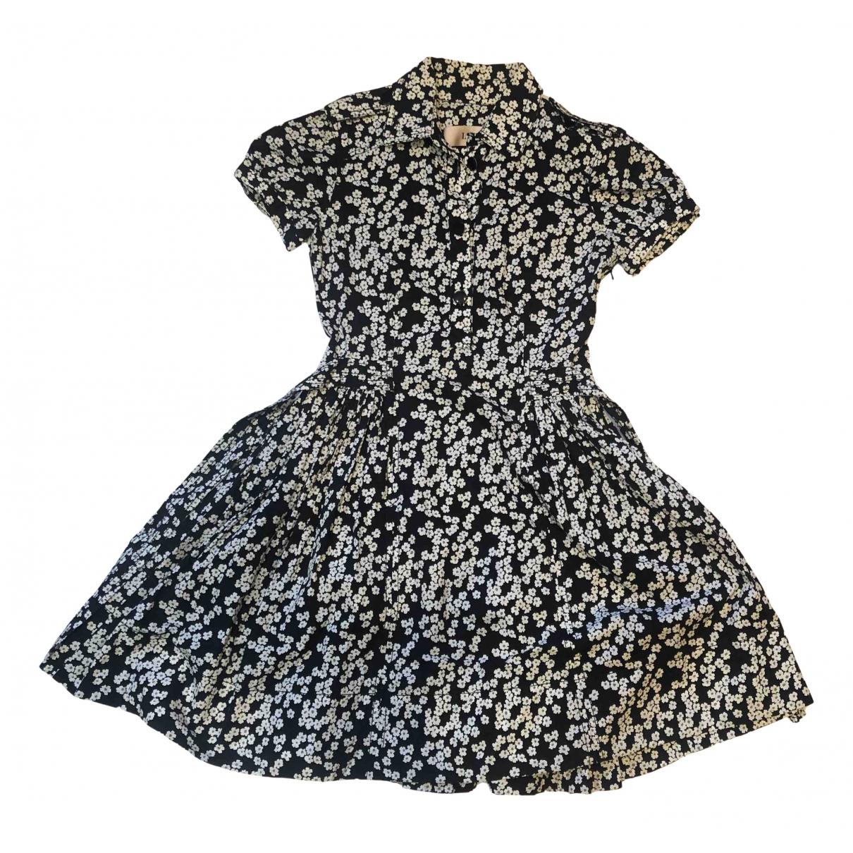 Luella \N Black Cotton dress for Women 40 IT