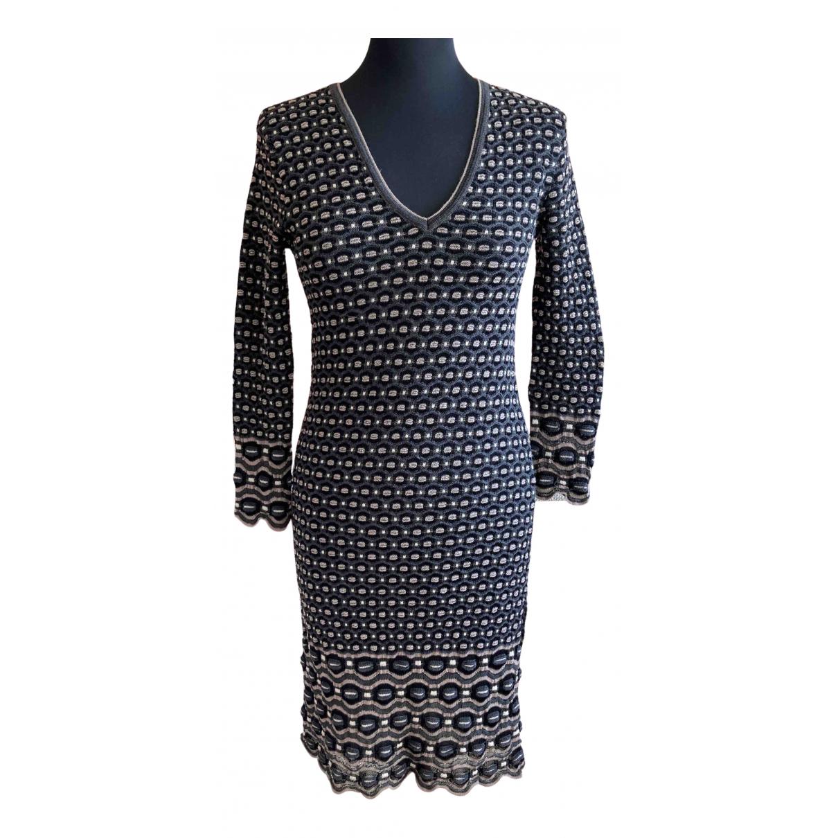 M Missoni \N Kleid in  Grau Viskose