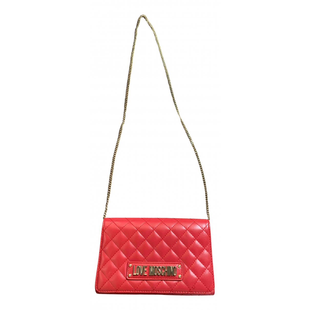 Moschino Love N Red Clutch bag for Women N