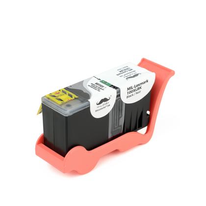 Lexmark 100XL 14N1068 14N1053 Compatible Black Ink Cartridge High Yield