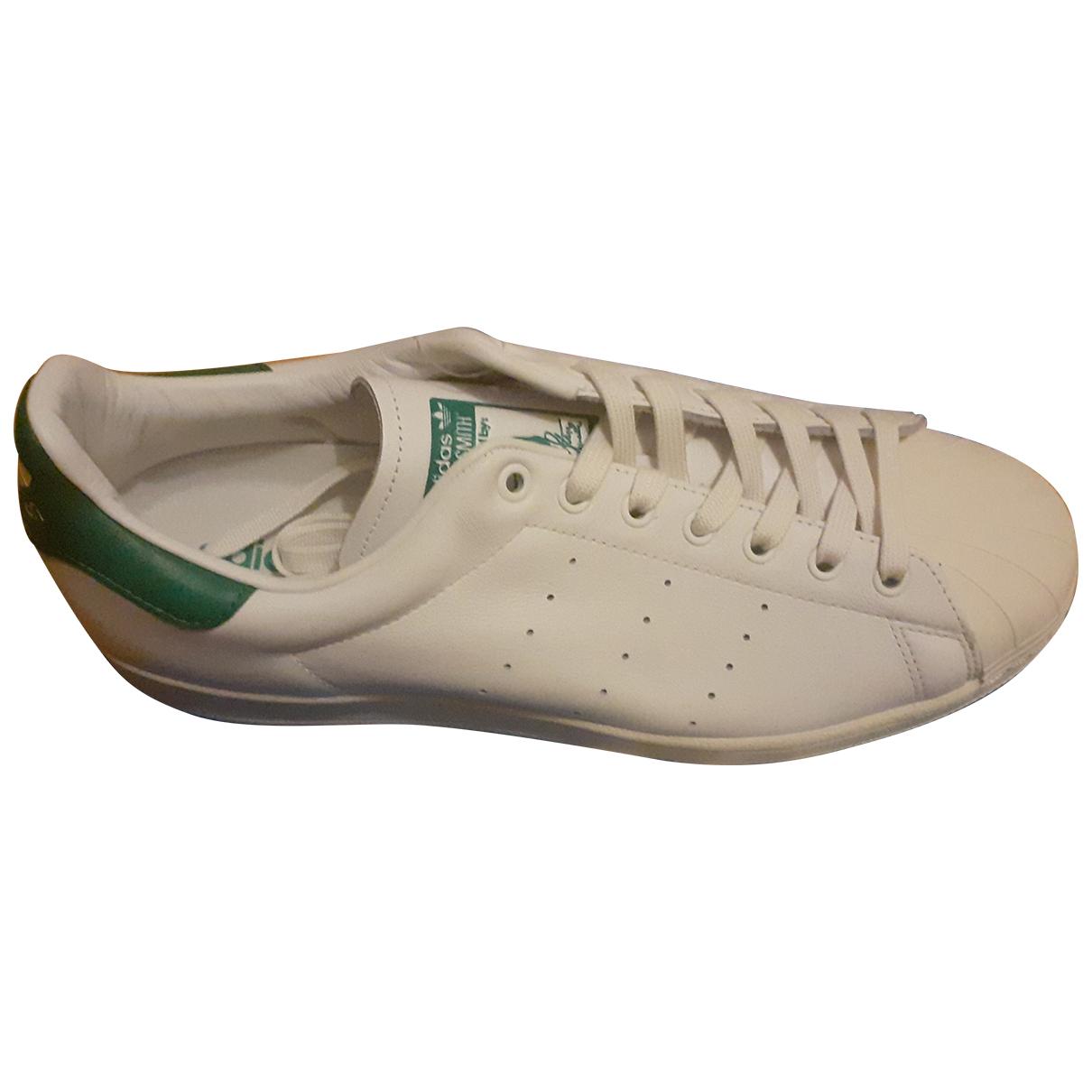 Deportivas Stan Smith de Cuero Adidas