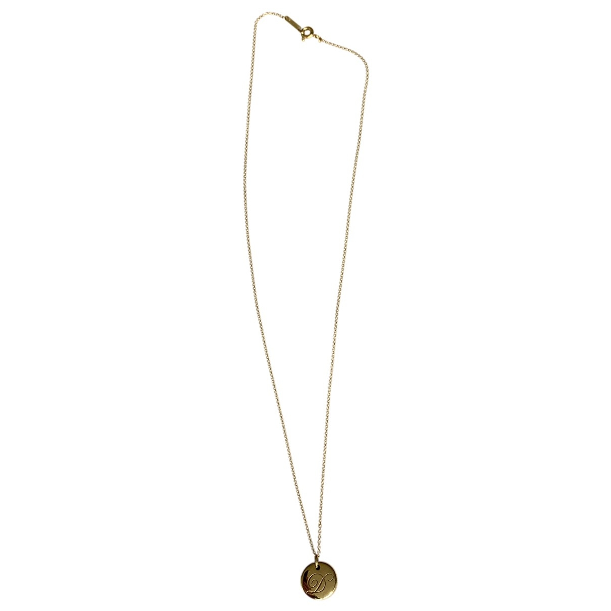 Collar largo de Oro amarillo Tiffany & Co