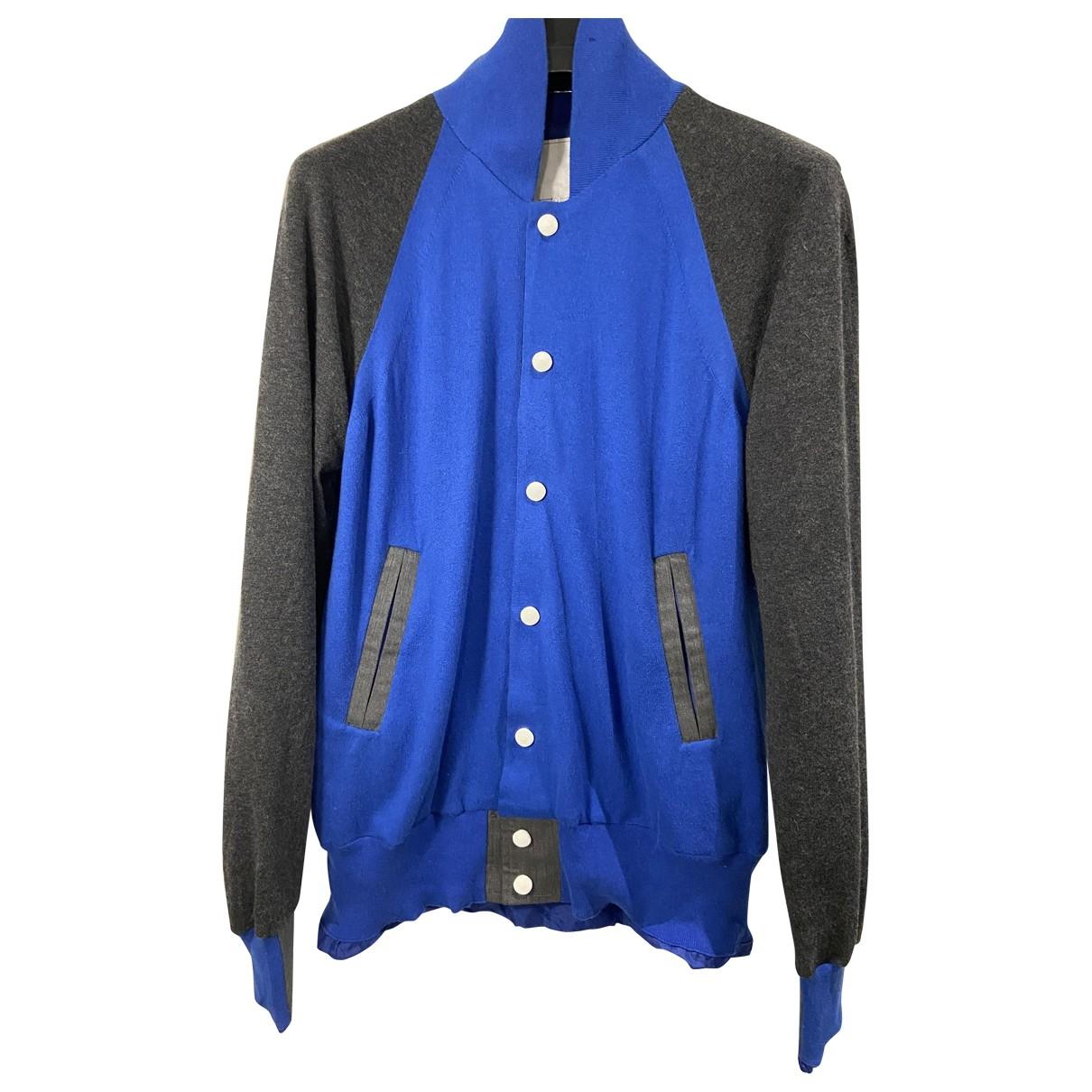 Sacai \N Pullover.Westen.Sweatshirts  in  Ecru Kaschmir