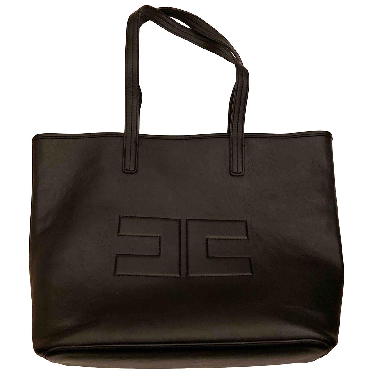 Elisabetta Franchi N Black handbag for Women N