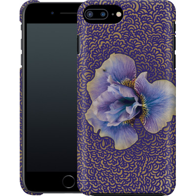 Apple iPhone 8 Plus Smartphone Huelle - Iris Drawing Meditation von Kaitlyn Parker