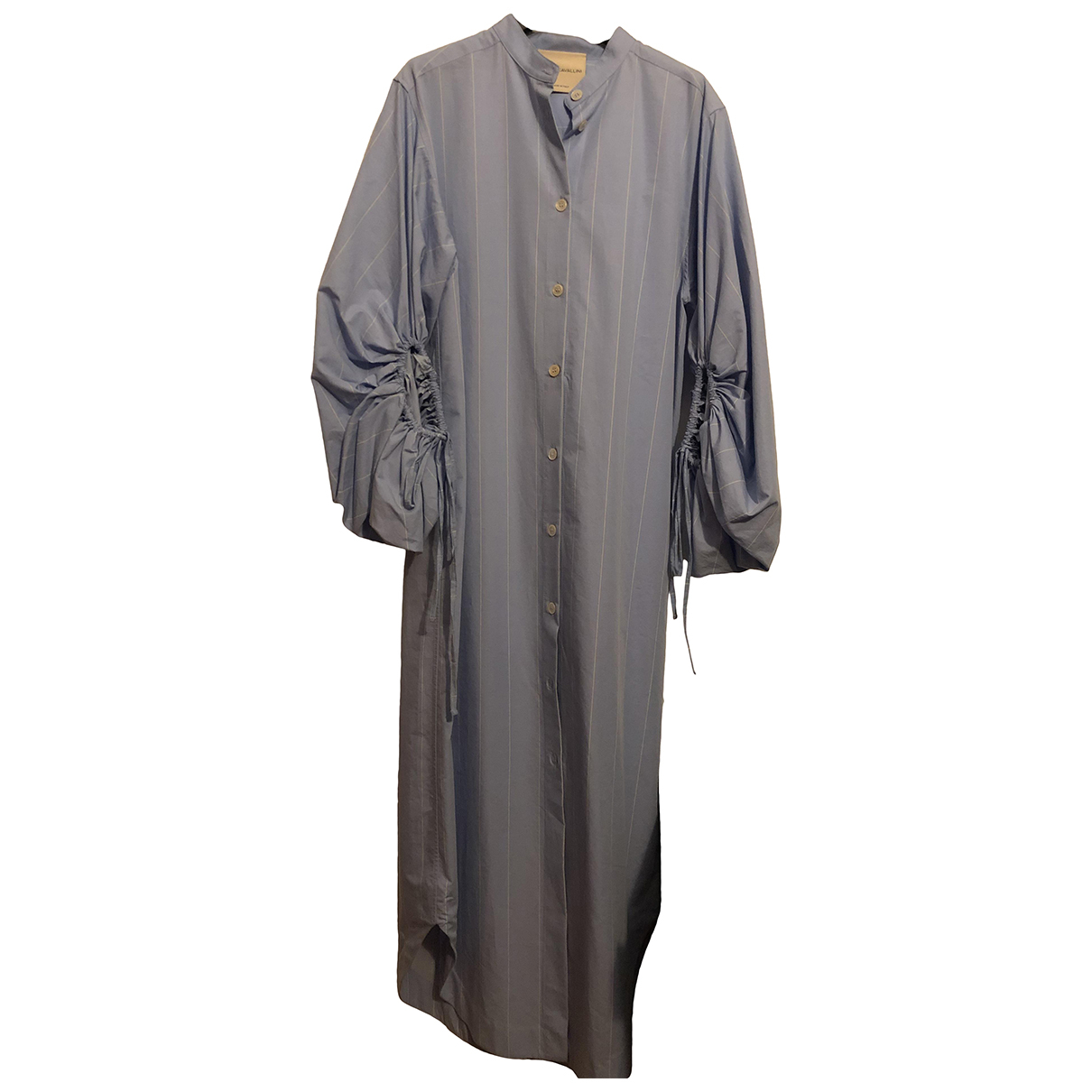 Erika Cavallini \N Kleid in  Blau Baumwolle