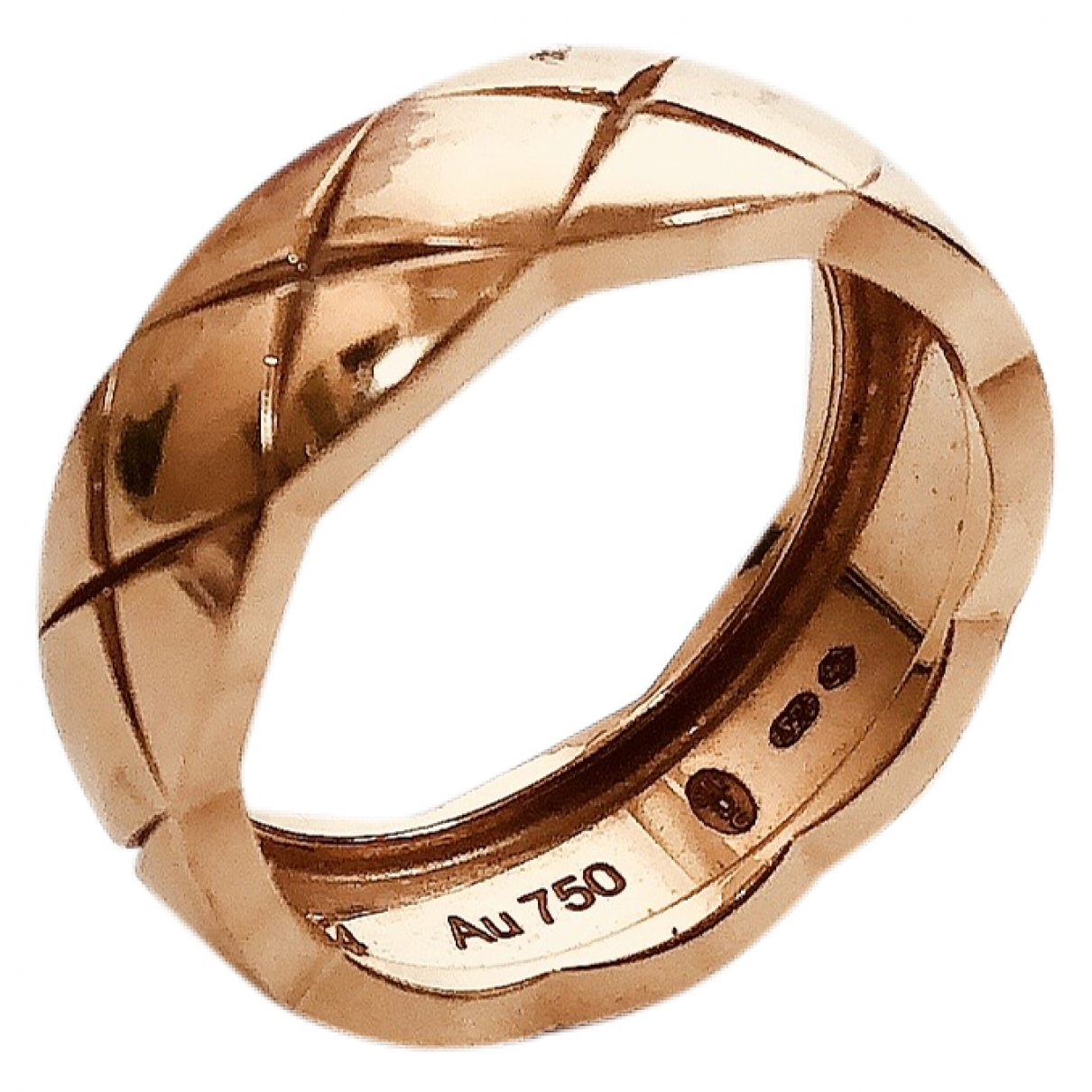 Chanel Coco Crush Ring in  Gold Gelbgold