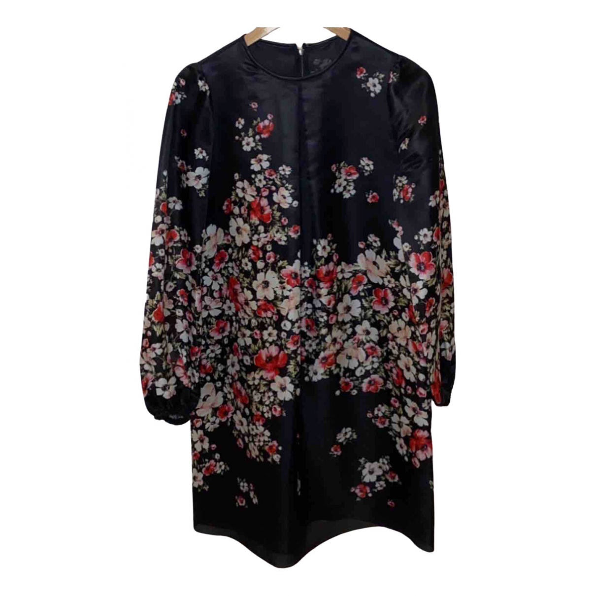 Dolce & Gabbana \N Black Silk dress for Women 40 IT