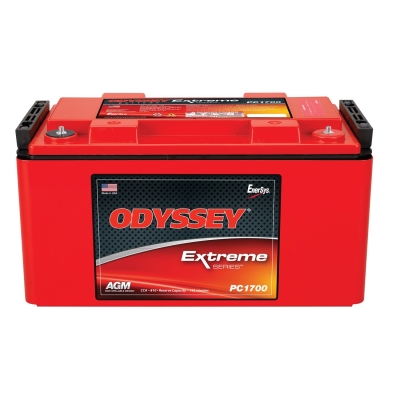 Odyssey Batteries Extreme Series, Universal, 810 CCA, Top Post - PC1700MJS