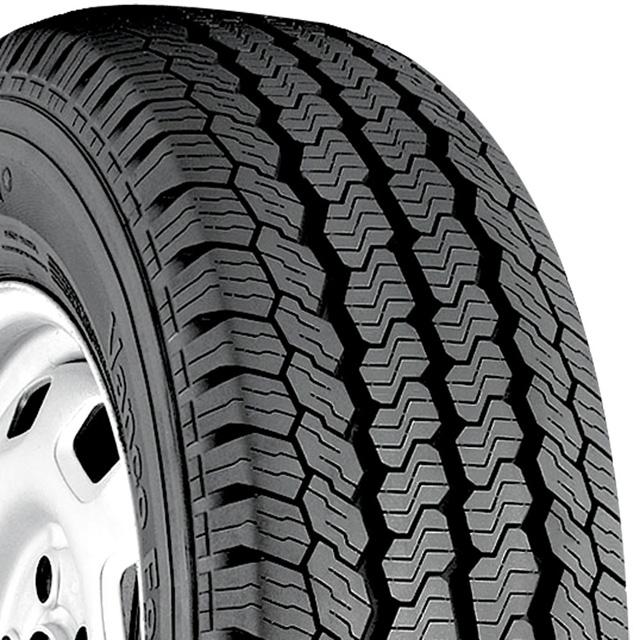 Continental 4574410000 Vanco 4 Season Tire 195 /70 R15 104R D1 BSW CM