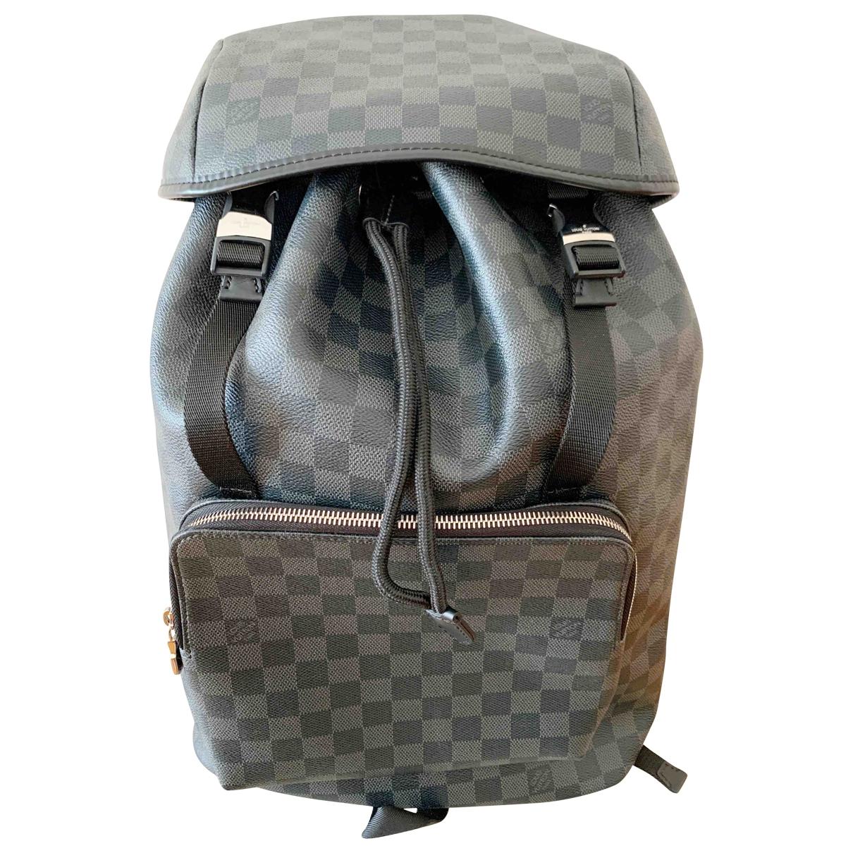 Bolso Zack de Lona Louis Vuitton