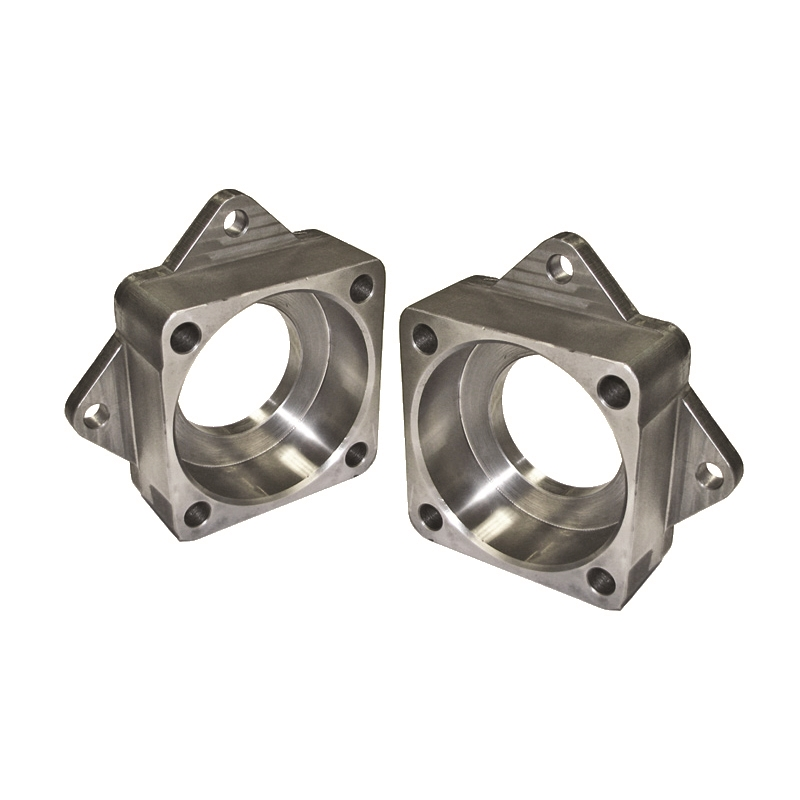 Weld On Housing End Kit Accepts Ford Super Duty Unit Bearings Fits 3.5 Inch O.D. Axle Tube Nitro Gear and Axle