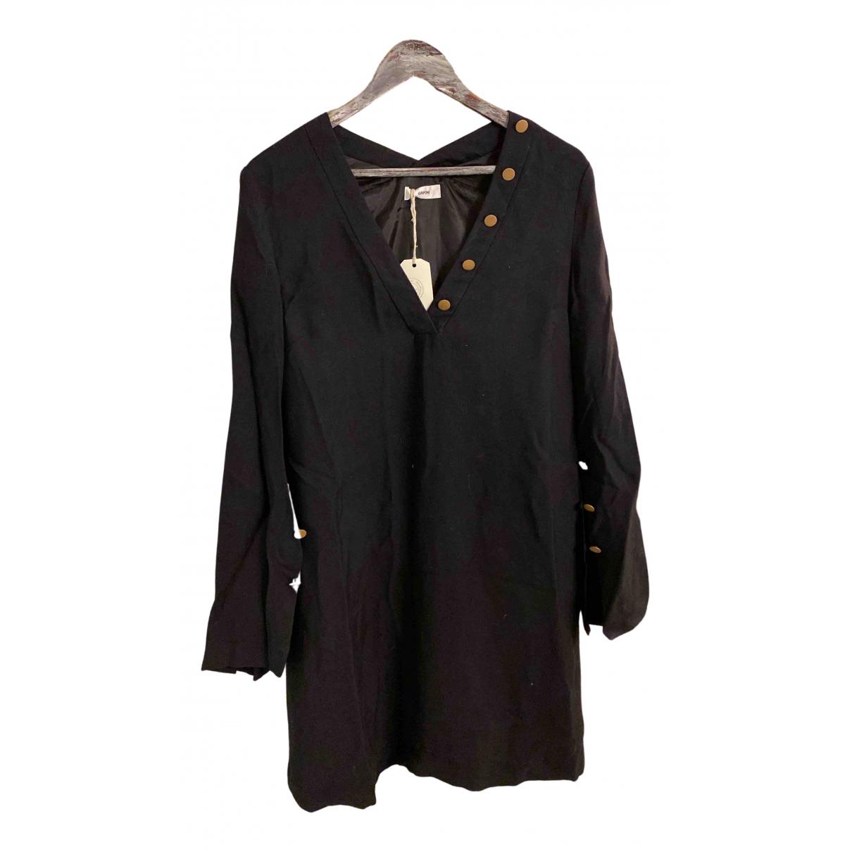 Mauro Grifoni N Black dress for Women 40 IT