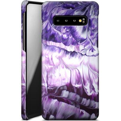 Samsung Galaxy S10 Plus Smartphone Huelle - Macro 5 von Gela Behrmann