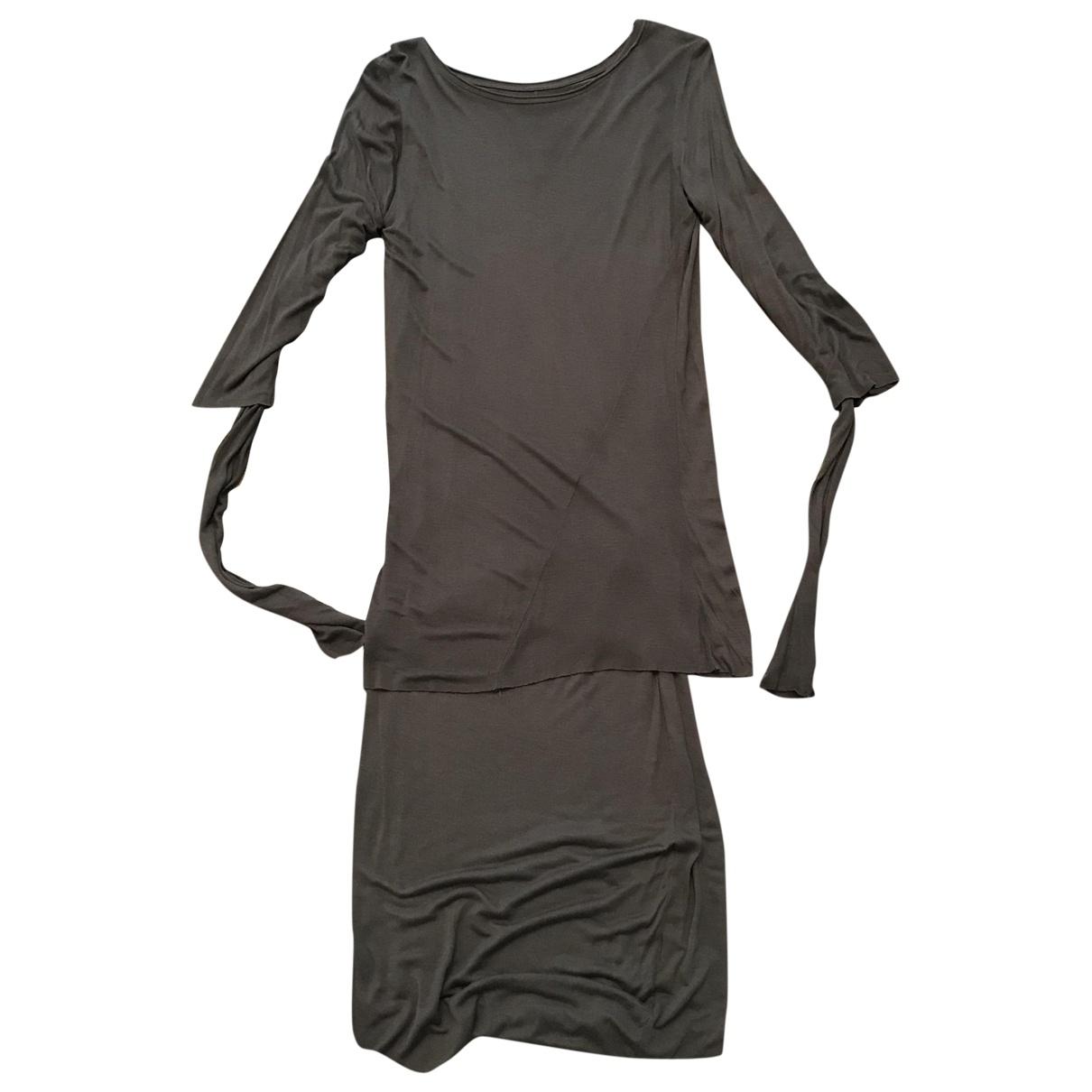 Thom Krom \N Khaki dress for Women XS International