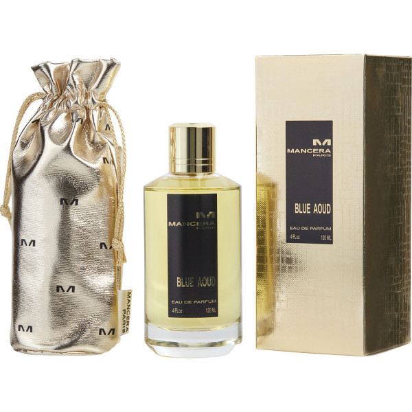 Blue Aoud - Mancera Eau de parfum 120 ml