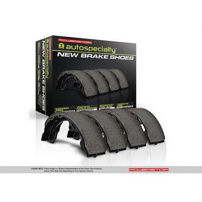 Power Stop Autospecialty Brake Shoes - B462