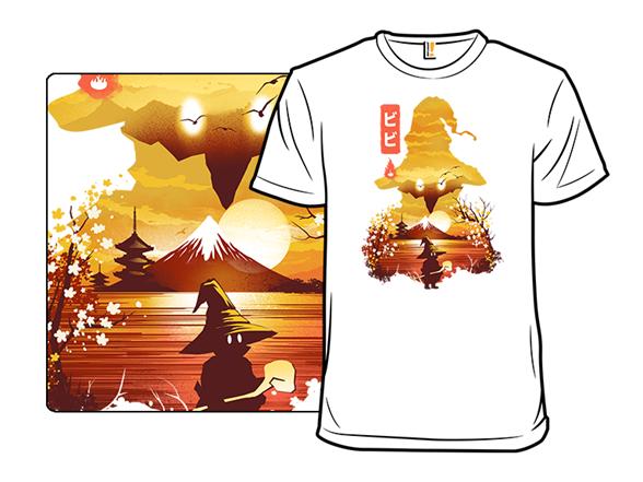 Fantasy Sunset T Shirt