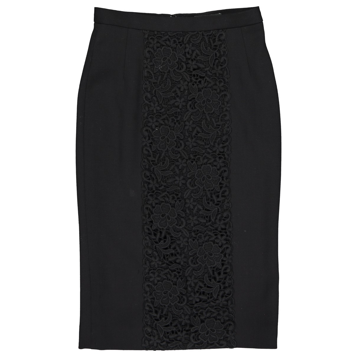 Falda midi de Lana Dolce & Gabbana