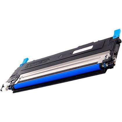 Compatible Samsung CLT-C409S Cyan Toner Cartridge - Economical Box