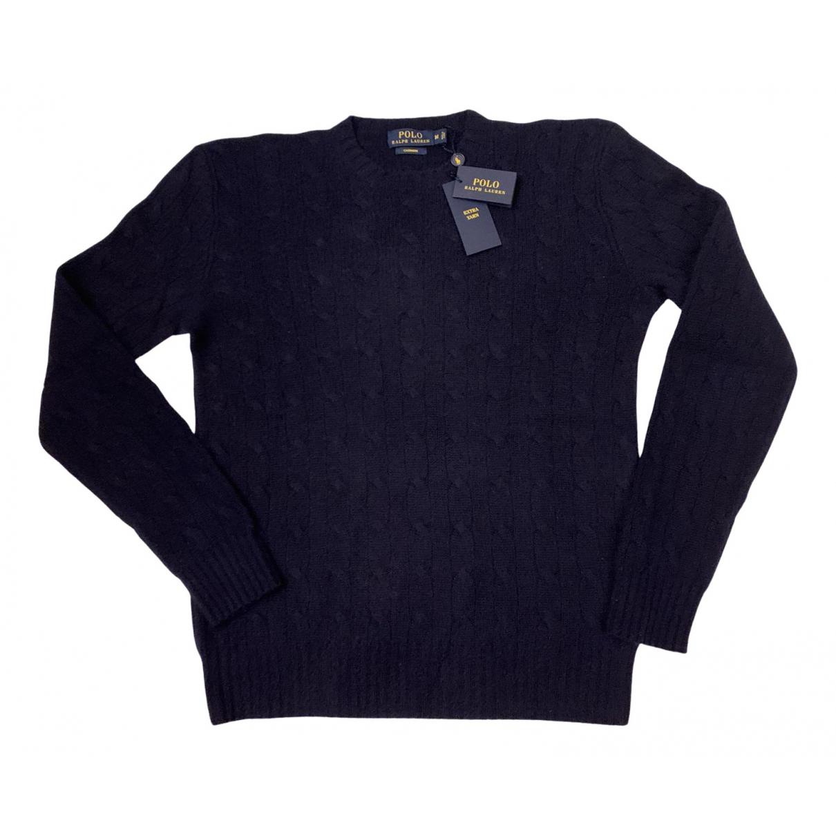 Polo Ralph Lauren \N Pullover.Westen.Sweatshirts  in  Blau Kaschmir
