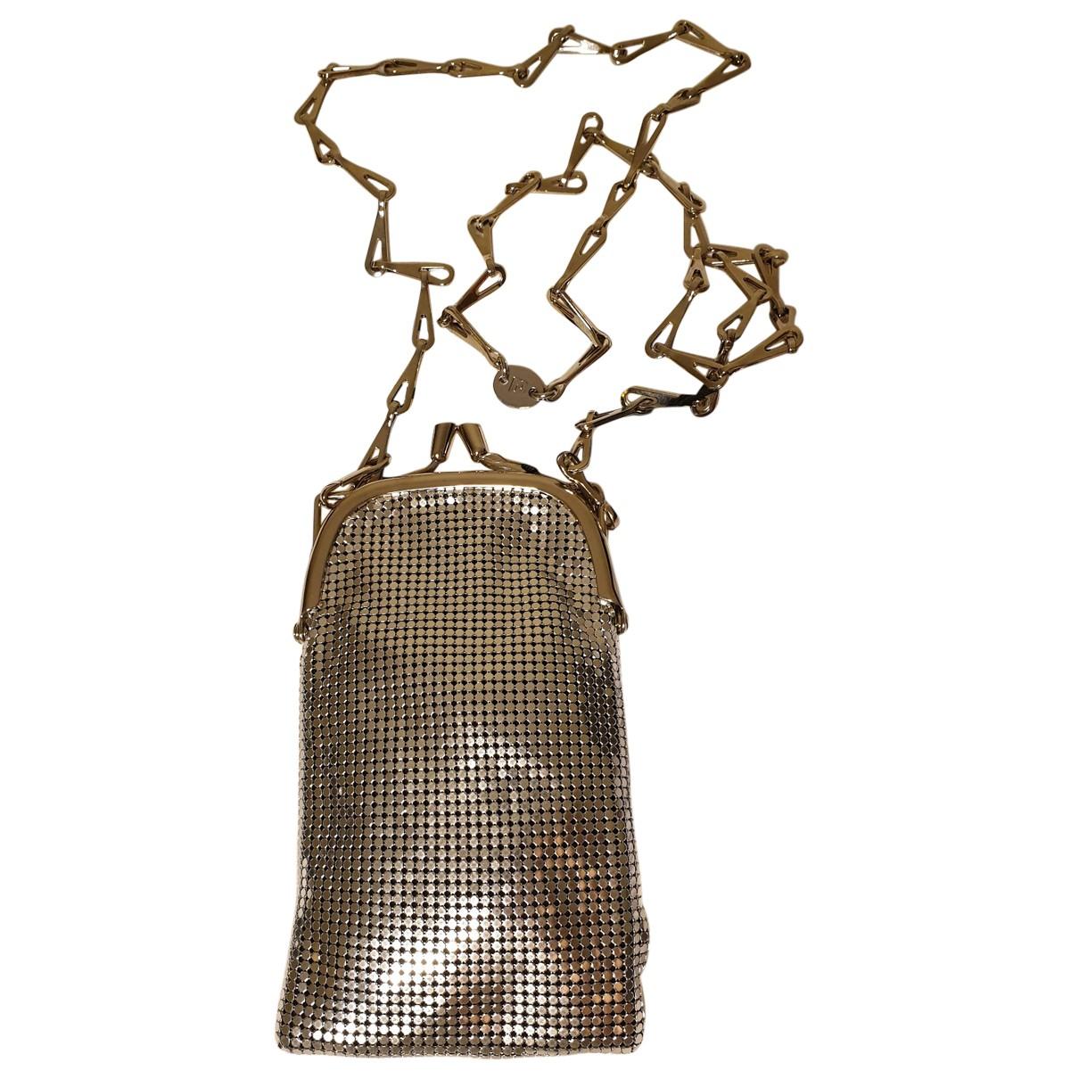 Paco Rabanne 1969 Silver Metal handbag for Women \N