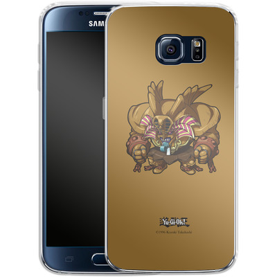 Samsung Galaxy S6 Silikon Handyhuelle - Exodia The Forbidden One SD von Yu-Gi-Oh!