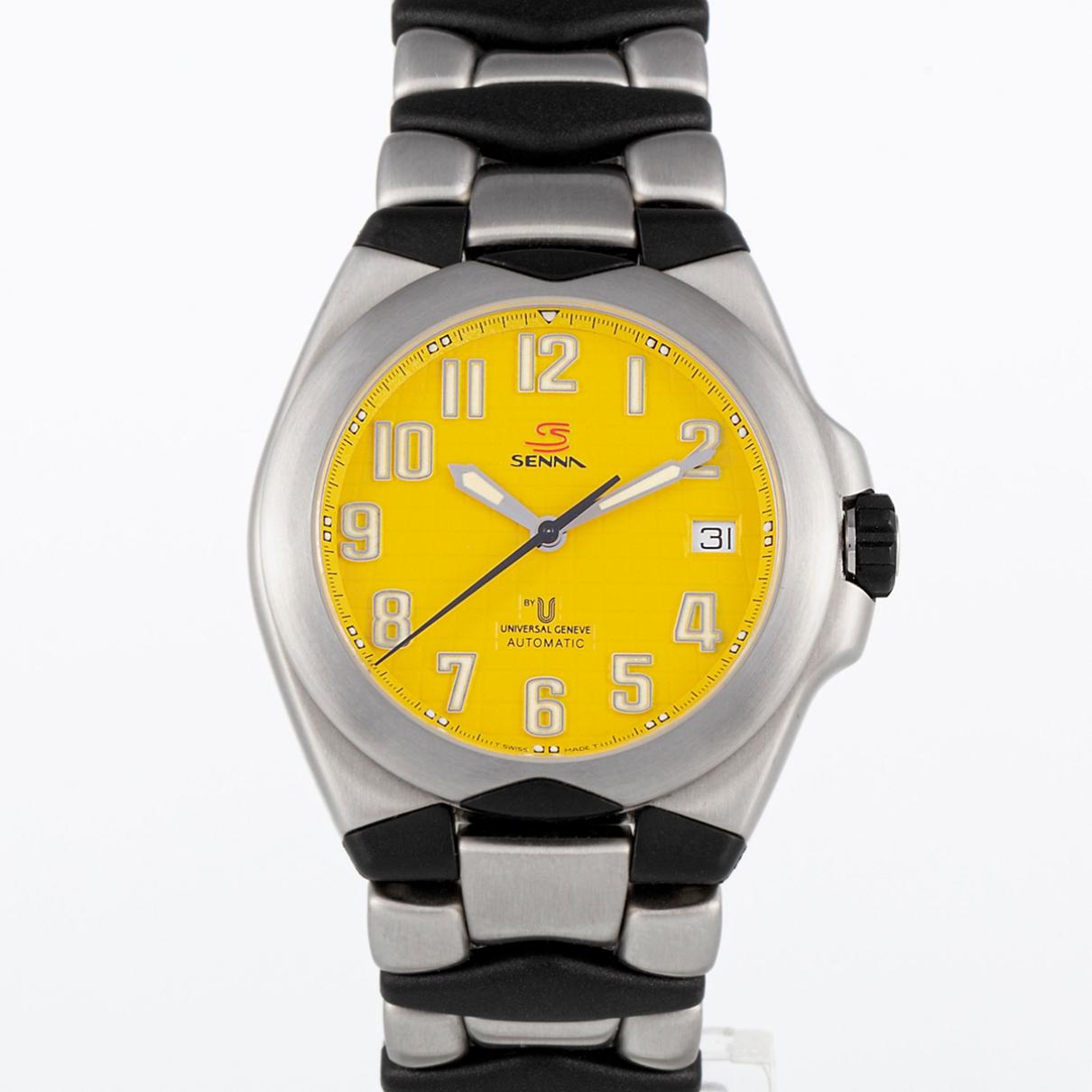Relojes Universal Geneve
