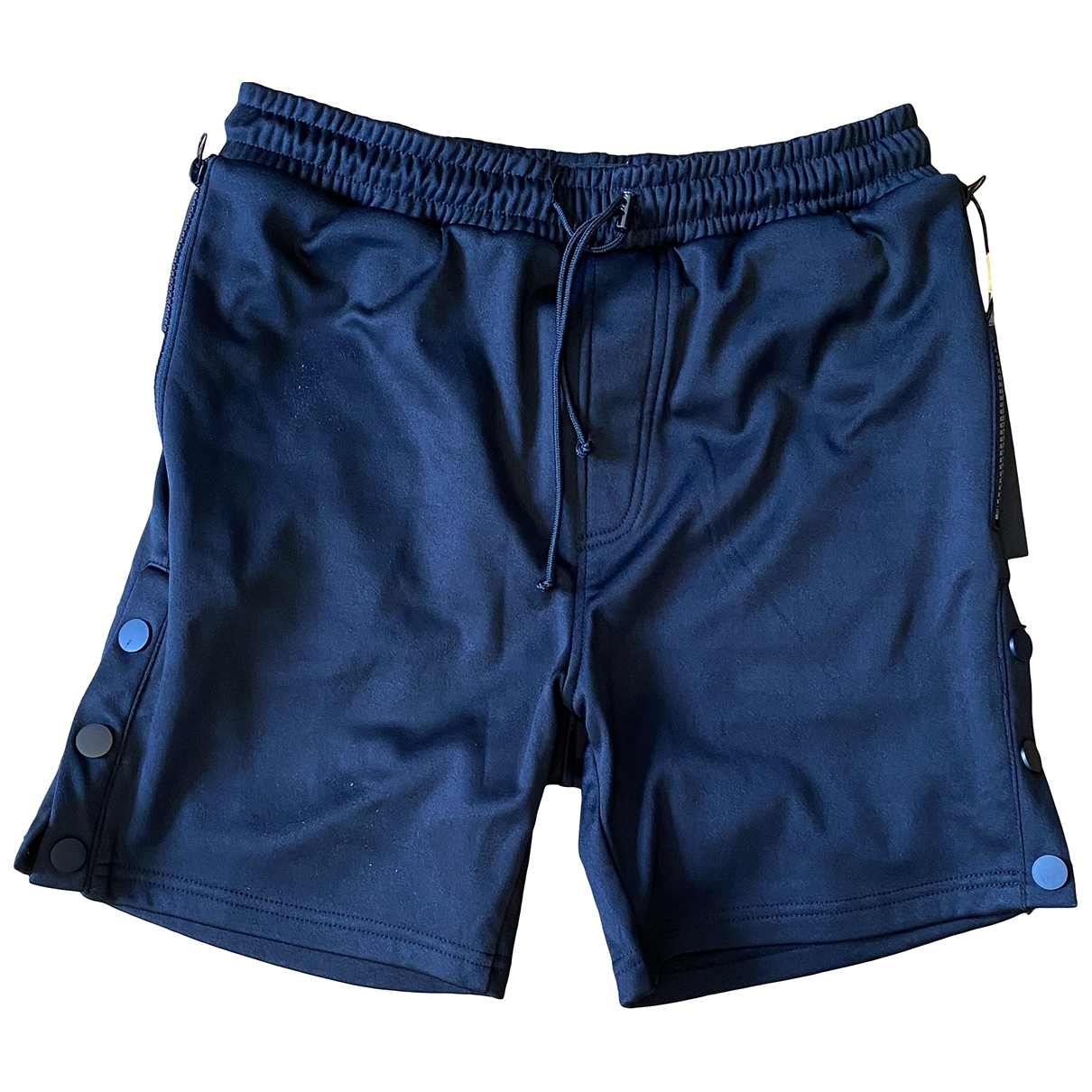 Non Signe / Unsigned \N Shorts in  Schwarz Polyester