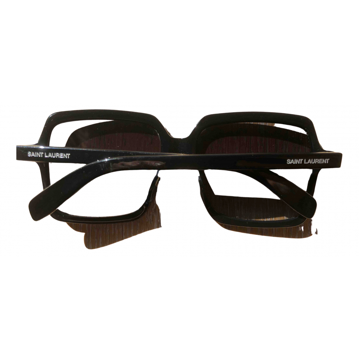 Saint Laurent \N Black Sunglasses for Women \N