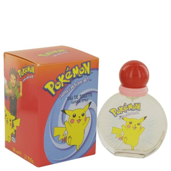 Pokemon - Air Val International Eau de toilette en espray 50 ml