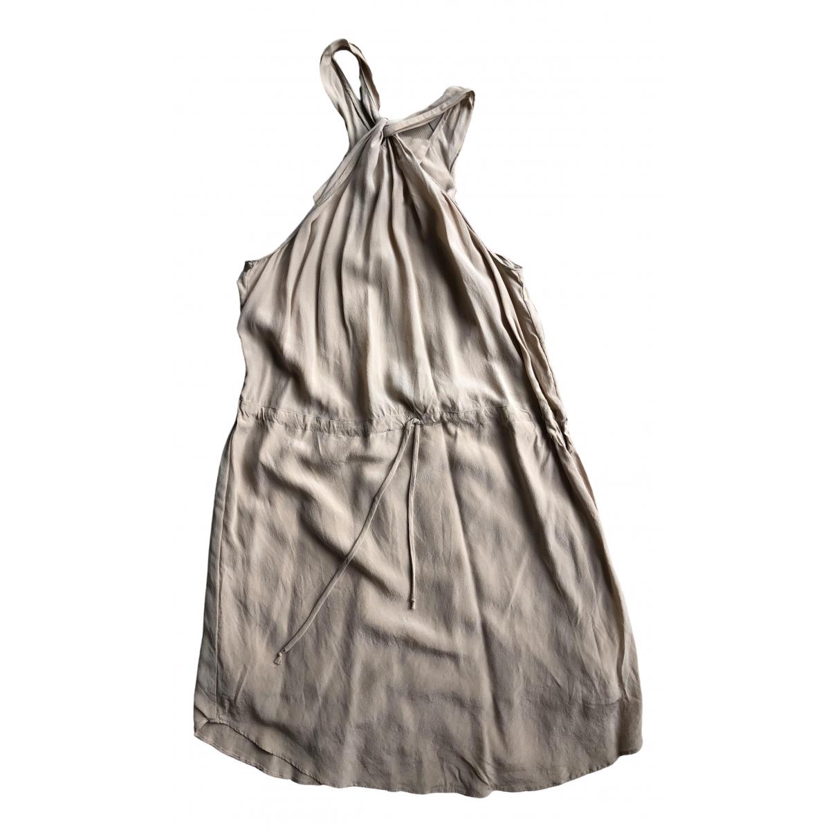 Mini vestido de Seda Rory Becca