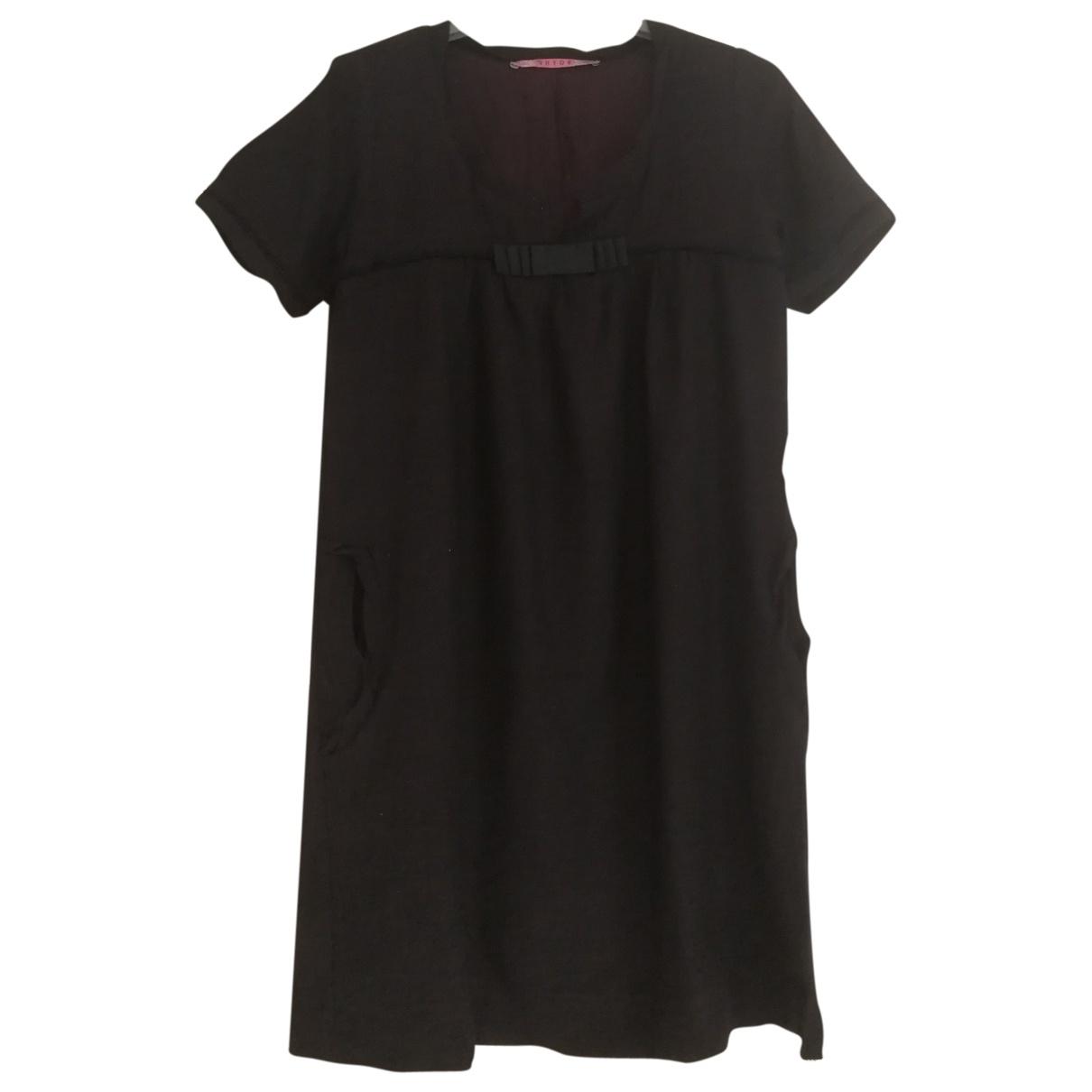 Shyde \N Purple Wool dress for Women 36 FR
