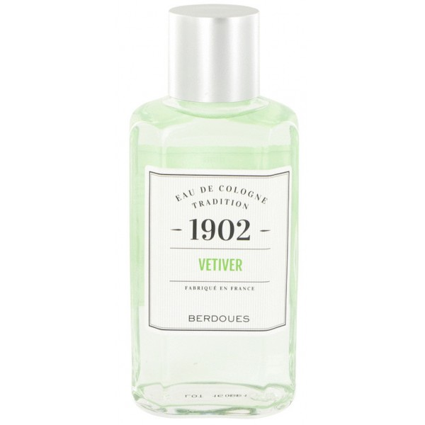 Berdoues - 1902 Vetiver : Cologne 245 ML