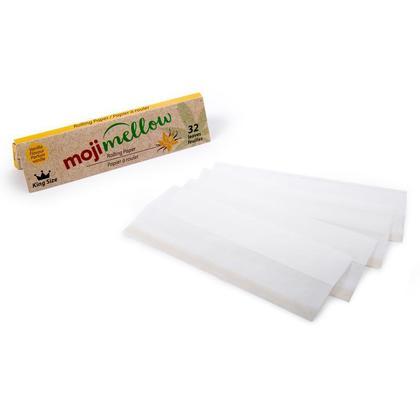 Moji Mellow, 32-PC Rolling Paper, 110 x 44mm, Vanilla