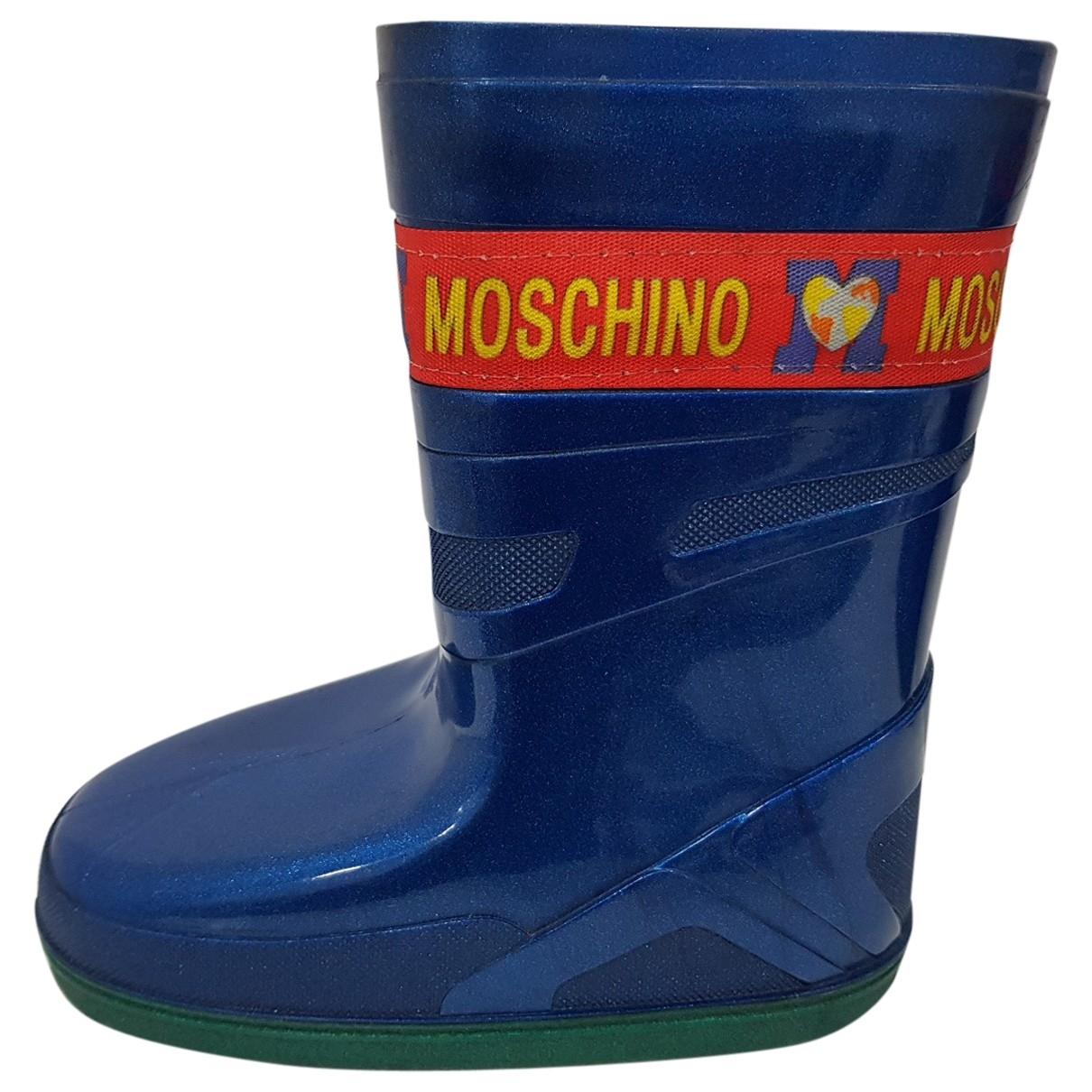 Botas Moschino