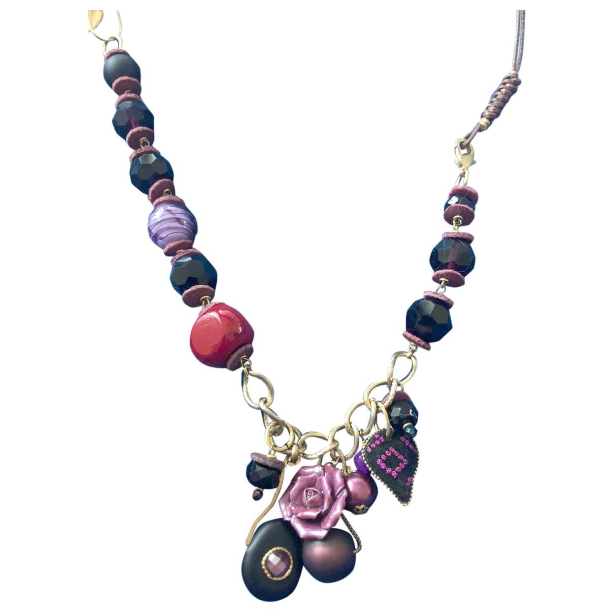 - Collier   pour femme - multicolore