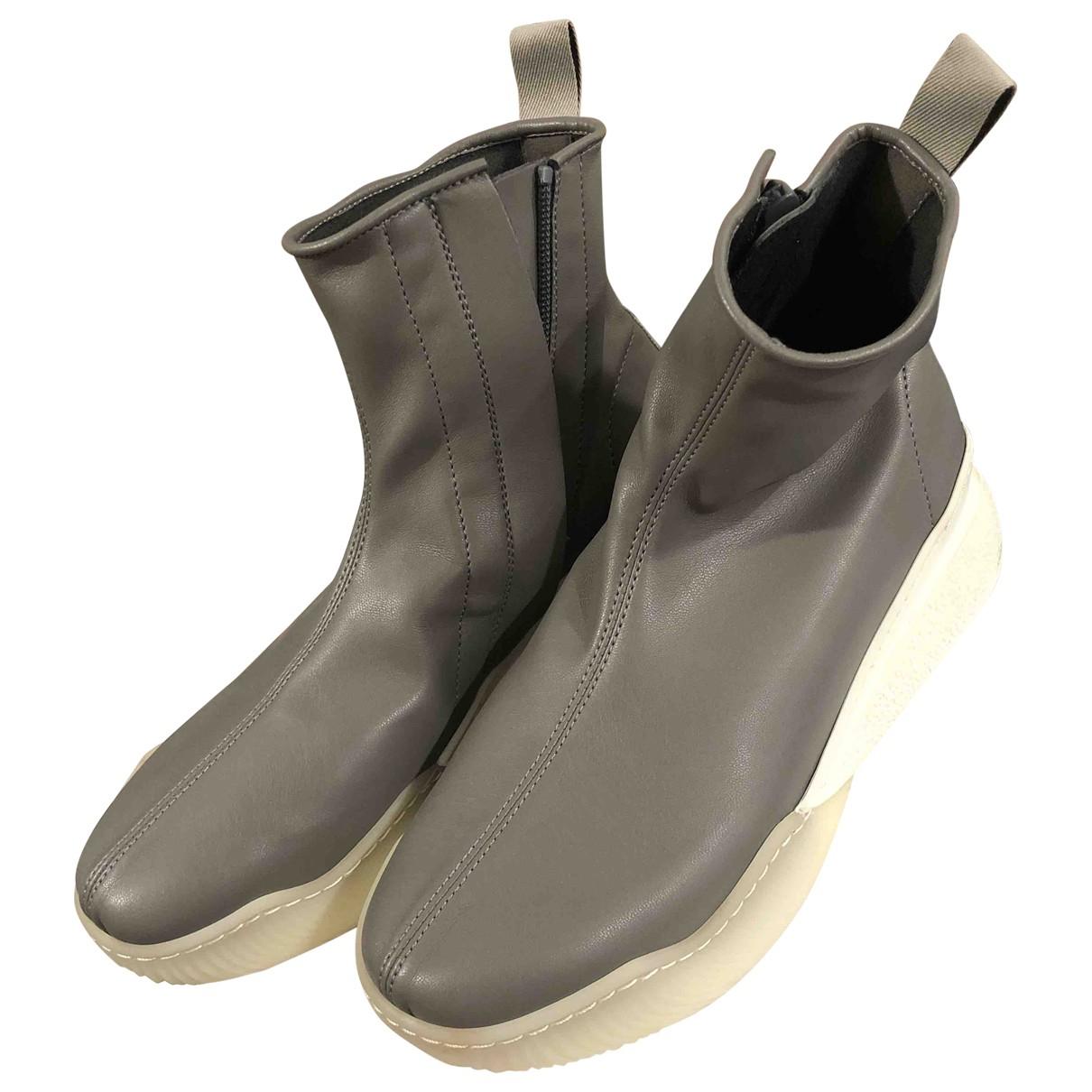 Stella Mccartney \N Sneakers in  Silber Polyester