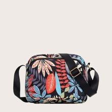 Tropical Crossbody Bag