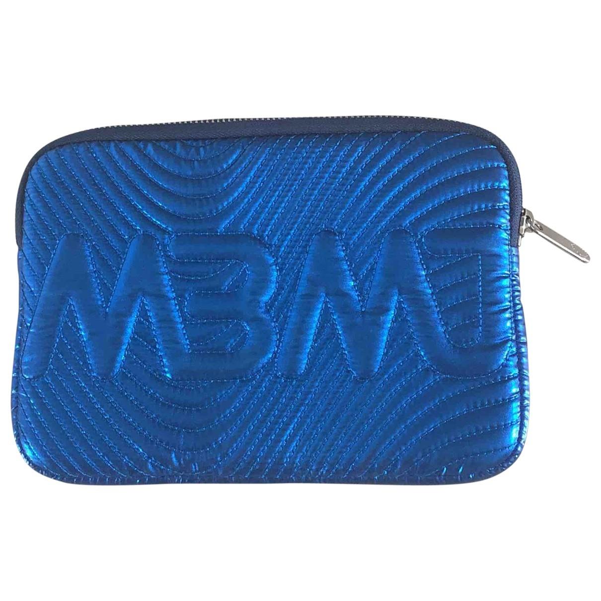 Marc By Marc Jacobs \N Blue Clutch bag for Women \N