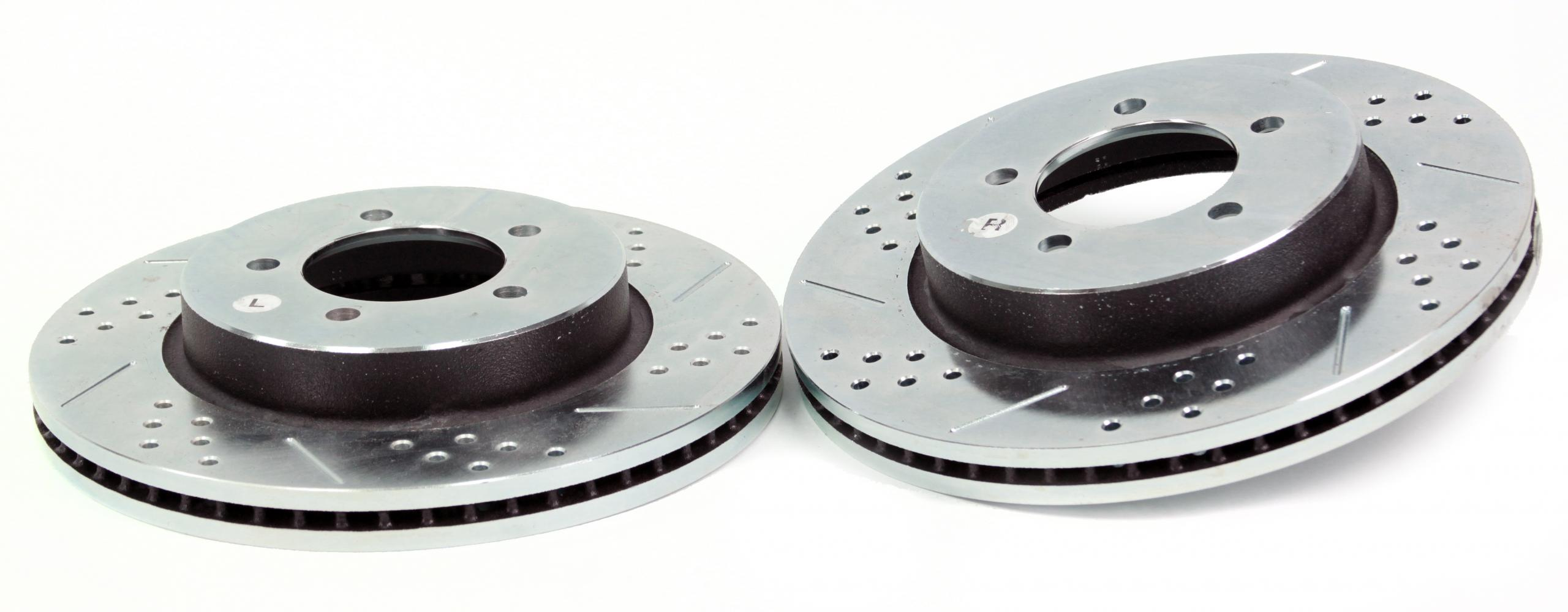 Baer Brakes Brake Rotor 12.00 Inch Front Various Ford Applications