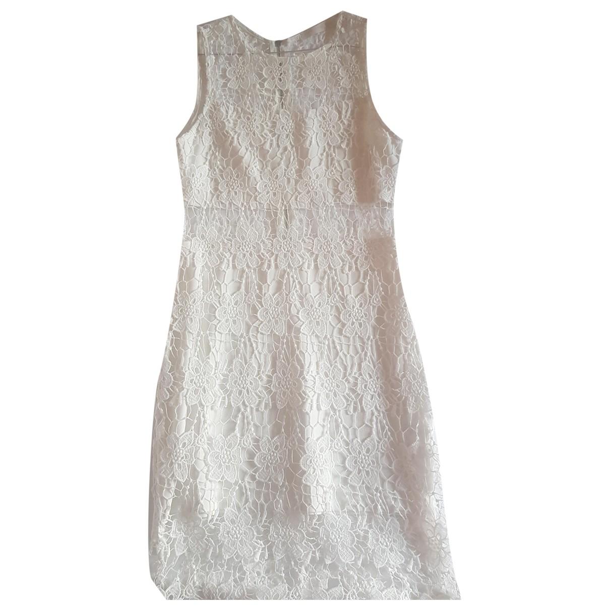 Vestido midi de Encaje Non Signe / Unsigned