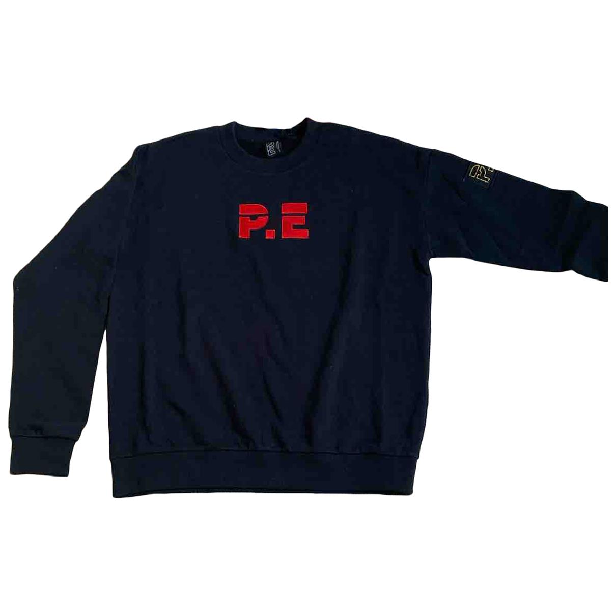 P.e Nation - Top   pour femme en coton - noir