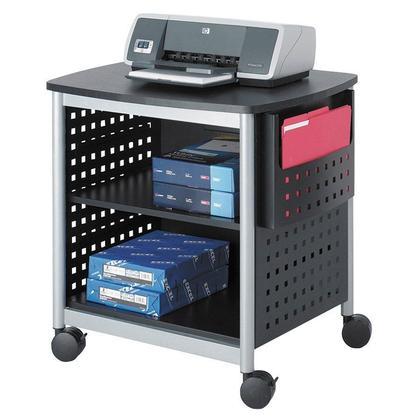 SAFCO® Scoot™ Desk Side Printer Stand, 26½