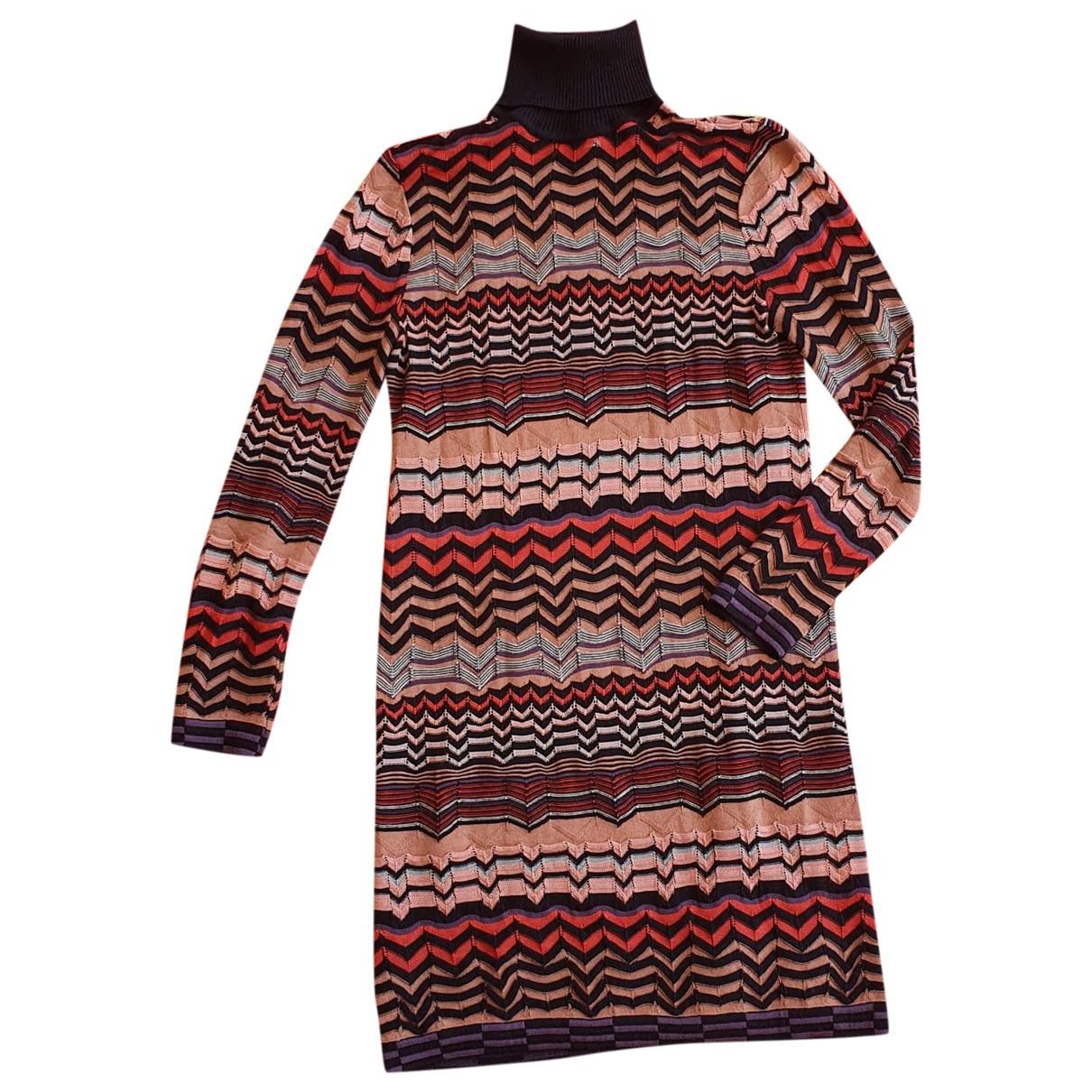 M Missoni \N Kleid in  Bunt Synthetik