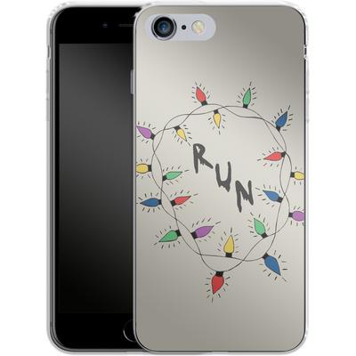 Apple iPhone 6s Plus Silikon Handyhuelle - RUN von caseable Designs